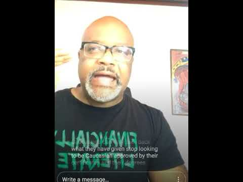 Dr boyce on umar johnson Using cult leader tactics on blacks