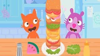 Play Pet Animal Mini Kids Games - Sago Mini Apartment - Fun Educational Games For Preschoolers