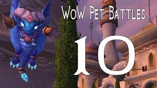 Mists Of Pandaria Pet Battles 10 | Outlands Master Pet Trainers (wow)