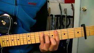 G. Cerati + F. Etcheto + L. Fresco | Vértigo | Guitar Cover HD