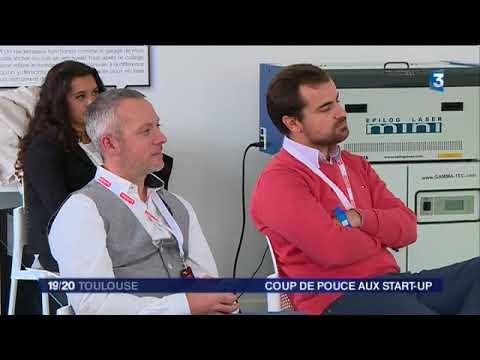France 3 marathon startup FUTURAPOLIS TLSE
