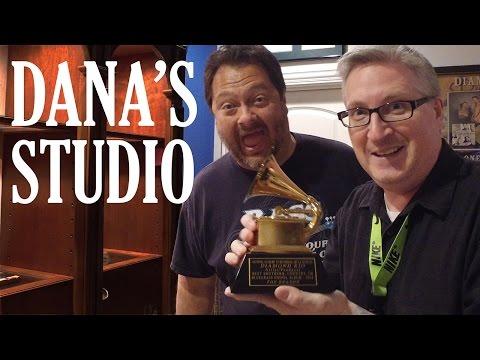 Dana Williams' Studio and Nashville at DUSK [4K]