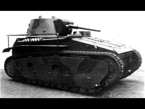 German Light Tanks : 1917 to 1945