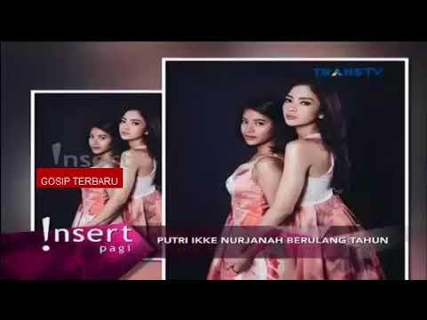 Putri IKKE NURJANAH Berulang Tahun  -INSERT 02 OKTOBER 2017