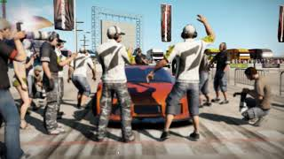 Need For Speed Shift 2 Unleashed DLC SpeedHunters Race 13 The Nevada Mile