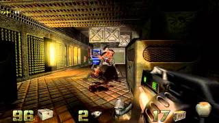 Berserker@Quake2 mod v1.38 - Gameplay (HD 720p)