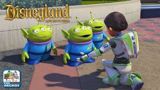 Disneyland Adventures - Helping the Aliens and Buzz with Zurg (Xbox One Gameplay)