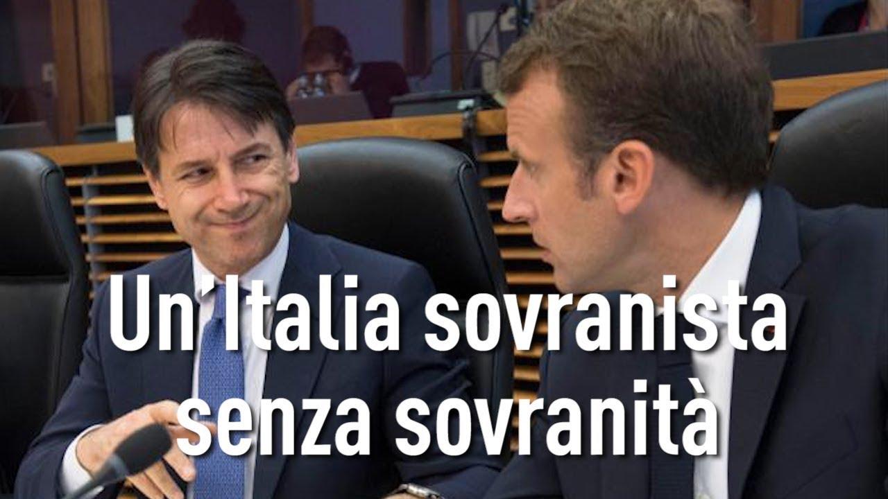 L'Arte della Guerra - Un'Italia sovranista senza sovranità (IT/EN/PT/FR/DE/SP)