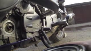 Замена масла в мотоцикле Yamaha FJR 1300. От и до.
