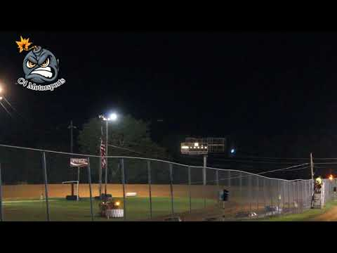 6-30-18 North Alabama Speedway Mini Stock Feature filmed from turn 4
