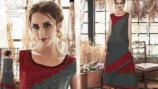 Designer Kurtis for Wedding || Latest Kurti Designs 2018 ||Fashionable Kurtis || SS18