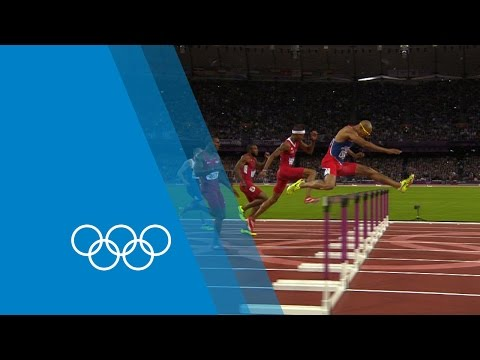 The Perfect 400m Hurdler with Edwin Moses & Félix Sánchez | Faster Higher Stronger