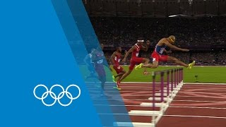 The Perfect 400m Hurdler with Edwin Moses & Félix Sánchez   Faster Higher Stronger