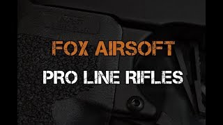 Why is it so expensive? Pro Line rifle vs. Sportline with Matt from Fox Airsoft