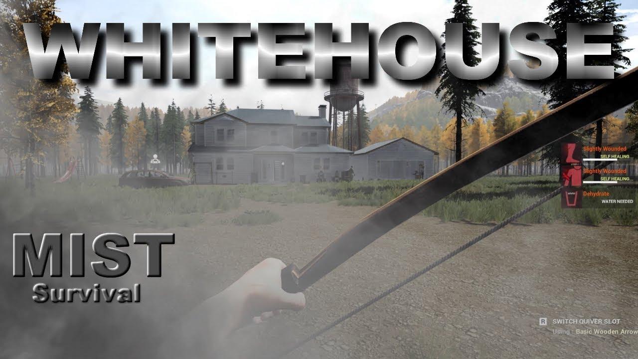 Mist Survival Whitehouse Youtube Basic base and crafting guide. mist survival whitehouse