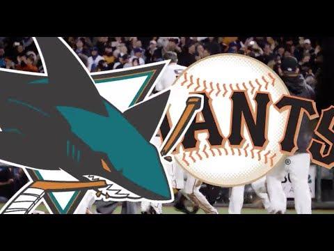 Sharks and Giants Mashup Open
