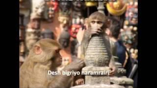 Nepali Rastra Geet - Nepali Janta PARODY