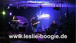 Whiter Shade Of Pale - Leslie Boogie in Blue Notes, 28.12.2012