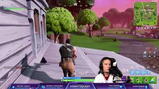 DTQ Streaming House - Agent secret Jack Fortnite Solo Victory