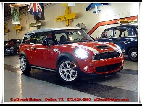2008 Mini Cooper S Clubman Edirect Motors Youtube