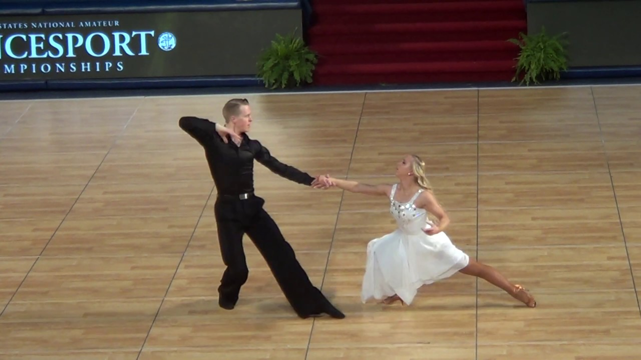 Charity and Landon Anderson National Cabaret Champions 2019