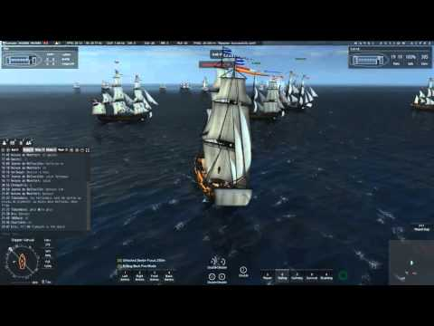 Sea Trials #5 - Frogs vs Dutch off Plymouth