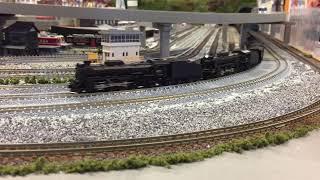 【Nゲージ】鉄道カフェはるかにて