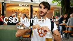S2 E2: Exploring Munich's Gay Pride with Aloft Hotels | The Gay Explorer