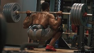 SQUATS AND DEADLIFTS - Simeon Panda & Chanel Coco Brown