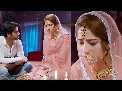 Imran ashraf and Neelum muneer romantic scene after marriage | Laaj | Aplus