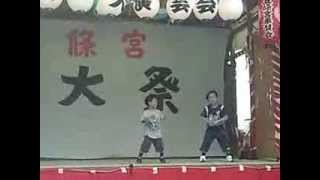 Ichita &Ko-ta ダンス発表☆in 五条宮