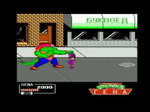 Gremlins 2: The New Batch прохождение 100%   Игра на (Dendy, Nes, Famicom, 8 bit) 1990. Стрим [RUS]