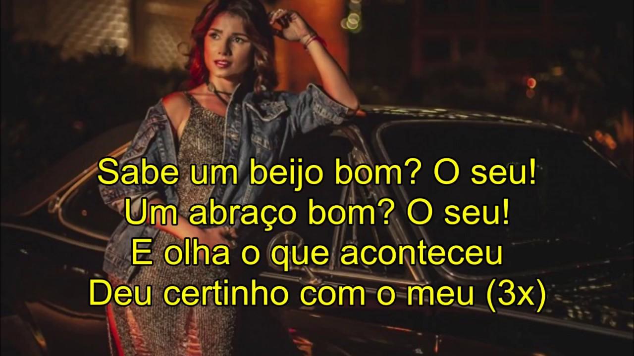 Paula Fernandes - Beijo Bom (Letra) - YouTube