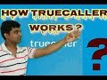 How Truecaller Works? What is Crowd Sourcing?true caller spam In Hindi by University Academy