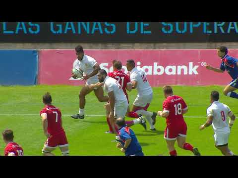 Highlights: TONGA beat CANADA at Americas Pacific Challenge