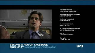 White Collar Season 1 Episode 13 Trailer
