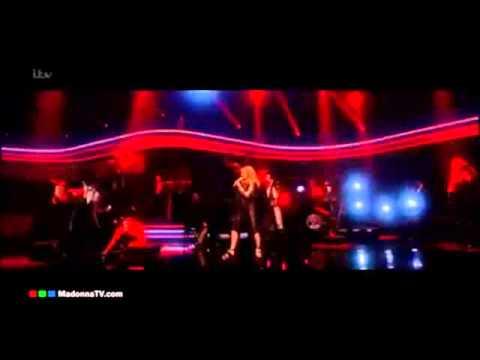 10-Madonna Jonathan Ross Living For Love