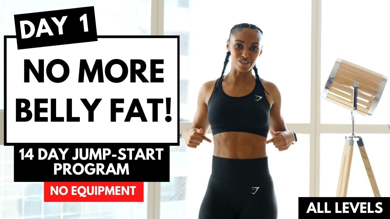 how to lose stomach fat in 1 day