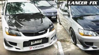 Lancer Fix 8 | 02-03 Mitsubishi Lancer/Cedia Front Bumpers