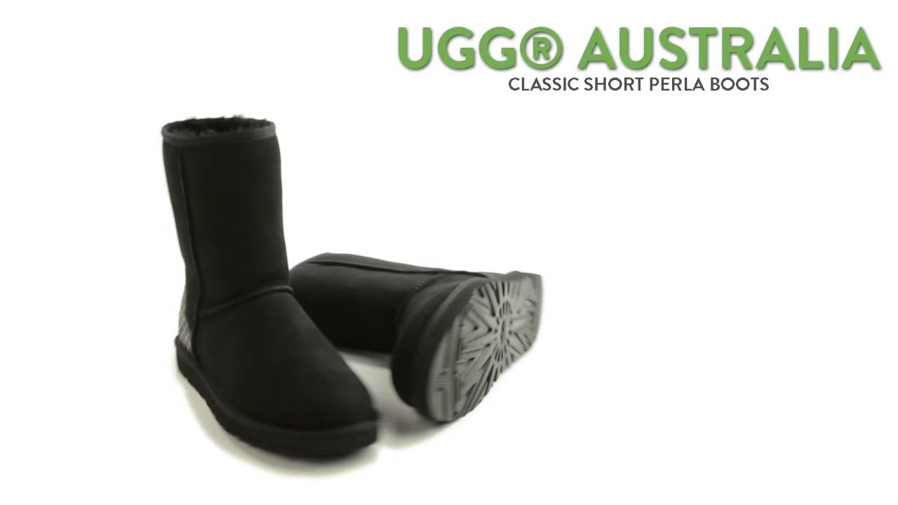 Ugg Classic Short Perla