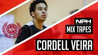 Cordell Veira - STOCK RISING! 2017 Canadian Point Guard