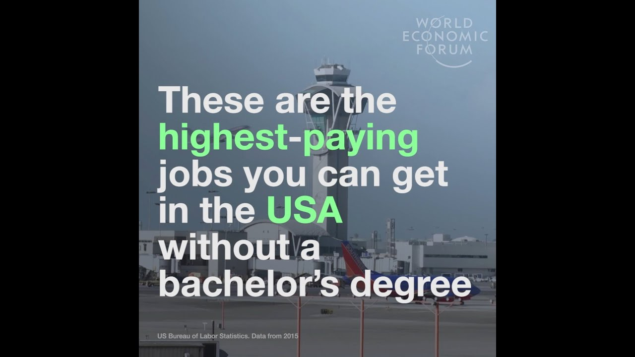These are the highest paying jobs you can get in the USA without a ...
