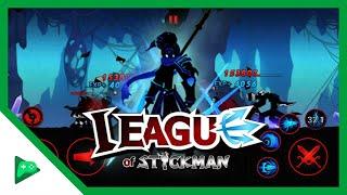 LEAGUE OF STICKMAN 【 Juego de Acción 】