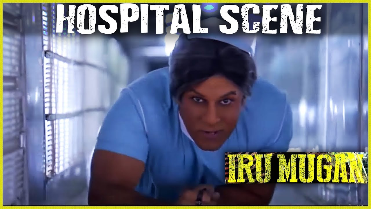 Download Irumugan - Tamil Movie | Hospital Scene | Vikram, Nayantara | Harris Jayaraj
