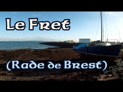 Le Fret (rade de Brest), les cales, le port, 28 jan 2012 poster