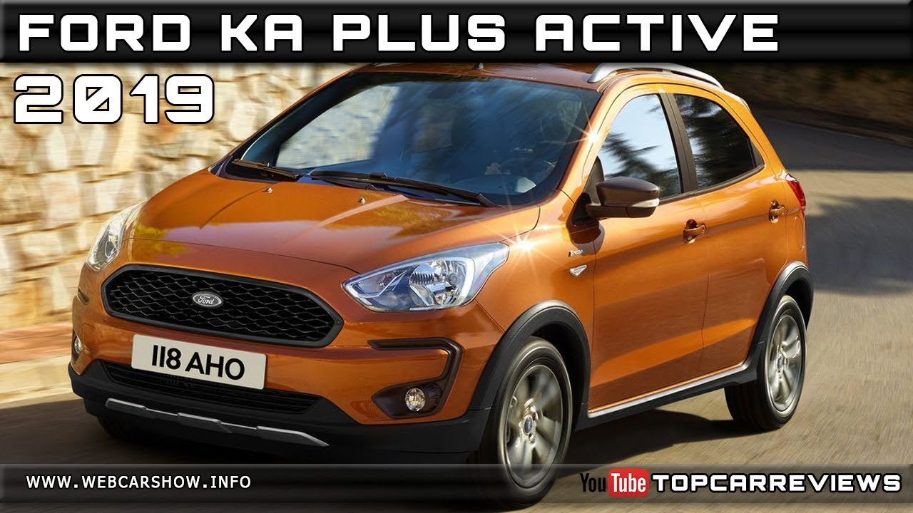 Ford Ka Plus Active Review Rendered Price Specs Release Date