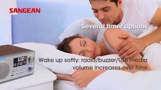 Обзор радиоприемника Sangean WR 22