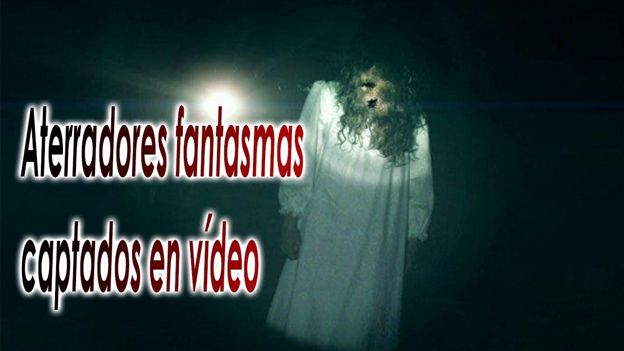 Aterradores fantasmas captados en video!! Ojos del Abismo
