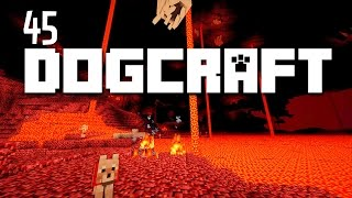 WINK GOES TO THE NETHER - DOGCRAFT (EP.45)