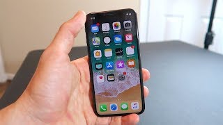 How does the iPhone X work? (No Home Button)